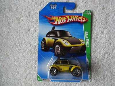 2010 Hot Wheels Treasure Hunt Baja Beetle