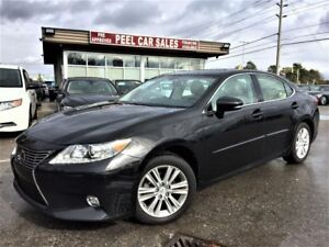2014 Lexus ES ES350|BEIGE INT|NAV|3.5 FUEL EFFICIENT