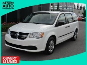 2012 Dodge Grand Caravan STOW N GO 7 PLACES