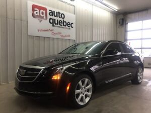2015 Cadillac ATS Sedan AWD 2.0 L Turbo