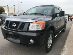 2011 Nissan Titan PRO-4X*OFF ROAD*V8*AWD*NOUVEAU+PHOTOS A VENIR*