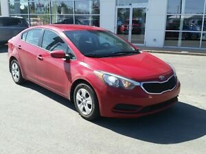 2015 Kia Forte LX sedan. Auto Air New All Season Tires.