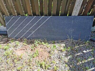 Slab of Slate 164cm x 50cm 1500mm 500mm