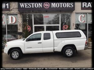 2015 Toyota Tacoma SRS*PWR GRP*BTOOTH*REVERSE CAM!!*WONT LAST LO