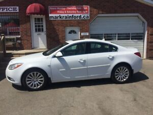 2011 Buick Regal CXL w/1SD Heated Leather Sunroof Bluetooth