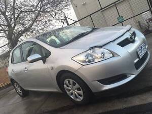 2007 Toyota Corolla Ascent Seca 6Sp Manual Hatch REGO AND RWC INC Moorabbin Kingston Area Preview