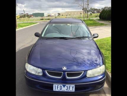 2000 Holden Commodore Sedan West Footscray Maribyrnong Area Preview