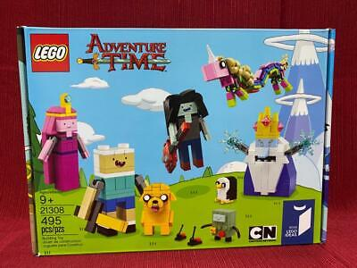 LEGO IDEAS ADVENTURE TIME BUILDING KIT #21308 NEW in Box