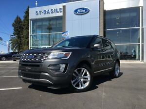 2016 Ford Explorer Limited / Cuir / NAVI / Toit Ouvrant 135$ Wee