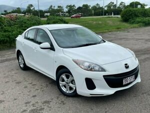 2013 Mazda 3 BL10F2 MY13 Neo Activematic White 5 Speed Sports Automatic Sedan Garbutt Townsville City Preview