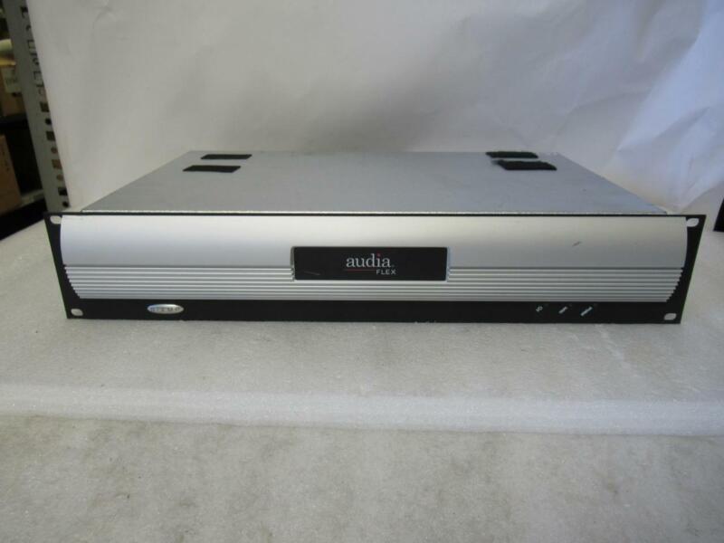 Biamp Systems AudiaFlex TI-2 Digital Audio Processor (H435)