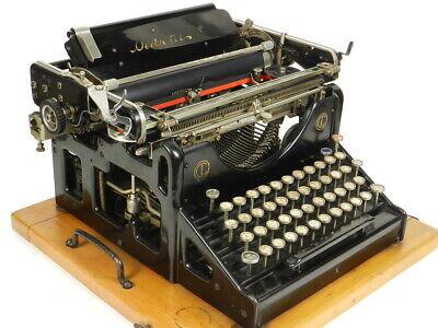 MAQUINA DE ESCRIBIR OLIVETTI M20 AÑO 1920 TYPEWRITER SCHREIBMASCHINE