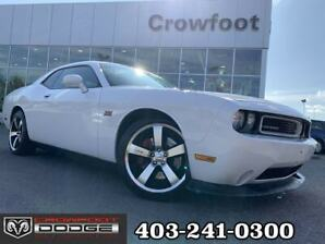 2011 Dodge Challenger SRT8 AUTOMATIC WITH LEATHER & NAV