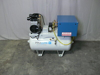 Proluxe Dpcda Compressor For Air Driven Press W Refrigerated Air Dryer