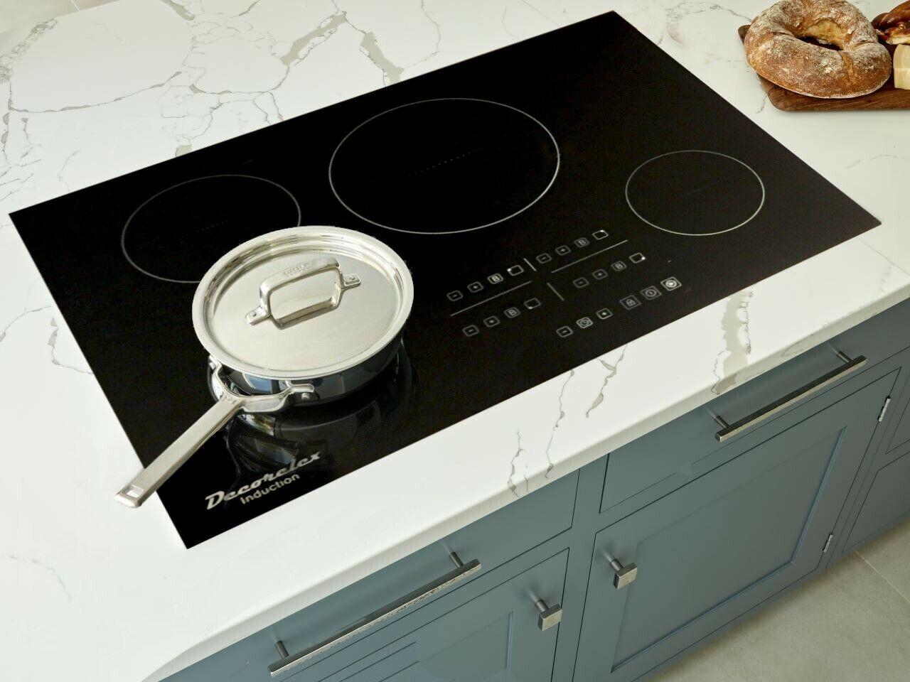 "Decorelex 30"" Built-In 4 burner Induction Cooktop"