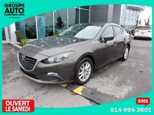 2016 Mazda Mazda3 GS TOIT MAGS BLUETOOTH ET SEULEMENT 29900KM