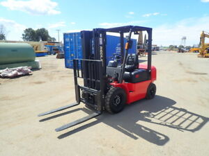 Unused 2020 redlift CPCD25H-490 2.5T Diesel Forklift (3 Stage) 	6/7336-37 Penrith Penrith Area Preview