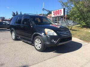 2006 Honda CR-V AUTO,AWD,SAFETY+3YEARS WARRANTY INCLUDED