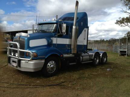 Kenworth T401 prime mover ready to work Murgon South Burnett Area Preview