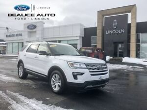 2018 Ford Explorer XLT / AWD / TOIT OUVRANT / 7 PASSAGERS