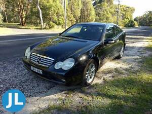 MERCEDES BENZ C180 KOMPRESSOR - REGO AND FREE WARRANTY Double Bay Eastern Suburbs Preview