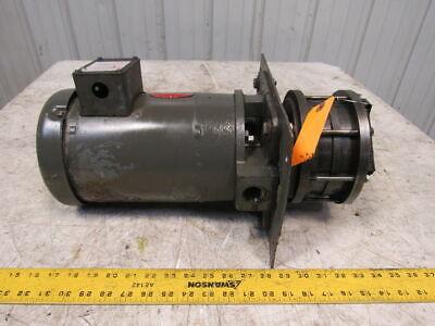 Gusher Msc3.5-3-100fj 1hp Vertical Coolant Pump Cincinnati Milacron Cnc Lathe