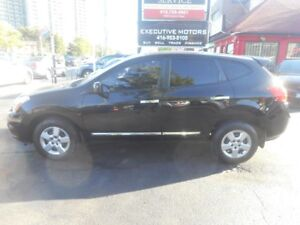 2012 Nissan Rogue S / CLEAN / ONE OWNER / KEYLESS ENTRY / BLUETO