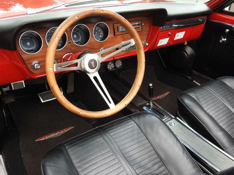 Image 10 Voiture Américaine de collection Pontiac GTO 1966