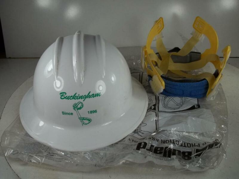 Buckingham hardhat Bullard classic tree and pole climbers climbing safety gear