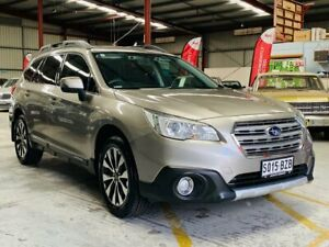 2015 Subaru Outback B6A MY15 2.5i CVT AWD Silver 6 Speed Constant Variable Wagon Mawson Lakes Salisbury Area Preview
