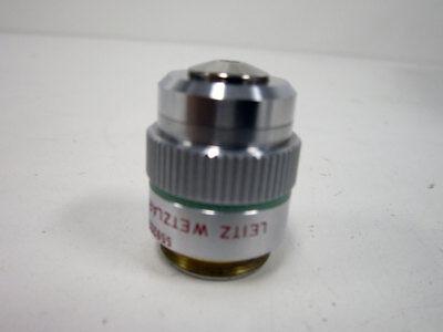 Leitz Wetzlar Npl 20x 0.40 Microscope Objective