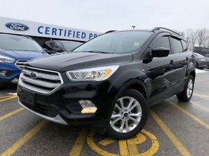 2018 Ford Escape SEL 4WD|PANORAMIC VISTA ROOF|NAVIGATION|LEATHER