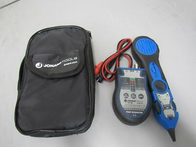 Jonard Tools Cable Tester Toner And Probe Kit Tep-200 Tet-700