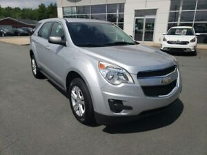 2012 Chevrolet Equinox LS AWD. Remote starter. Clean. New MVI