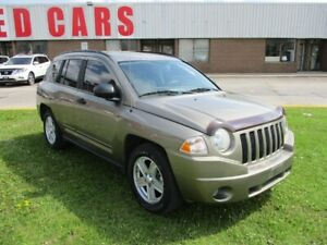 2008 Jeep Compass Sport~ALLOY WHEELS~REMOTE START~CERTIFIED