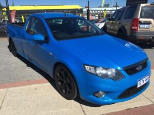 2008 Ford Falcon XR6 Automatic Ute FREE 1 YEAR WARRANTY Wangara Wanneroo Area Preview