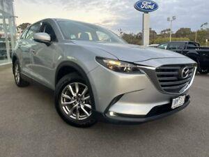 2018 Mazda CX-9 TC Touring SKYACTIV-Drive Sonic Silver 6 Speed Sports Automatic Wagon