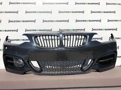 BMW 2 SERIES F22 F23 M SPORT 2014-2018 COUPE CABRIO FRONT BUMPER GENUINE [B200]