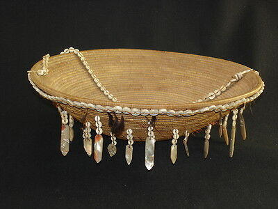 A Large and Early Pomo Gift Basket, Native American Indian, Circa: 1895