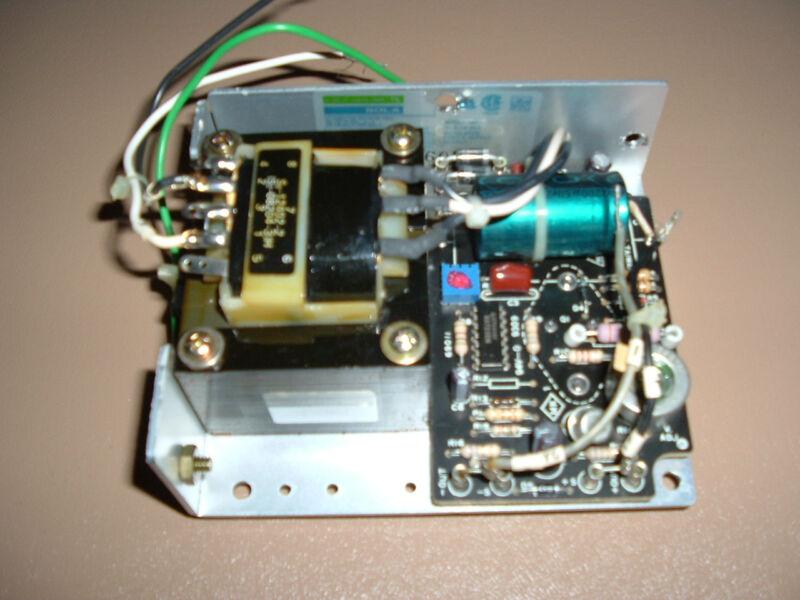 SOLA HEVI POWER SUPPLY SLS 24-012   24 VDC 1.2 AMPS  REGULATED