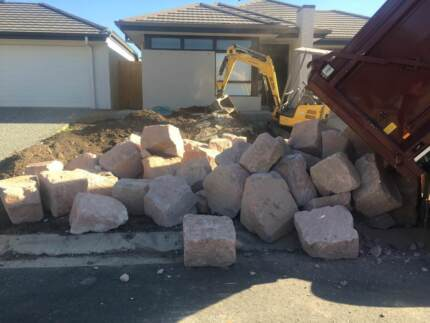 Sandstone Boulders Burpengary Caboolture Area Preview