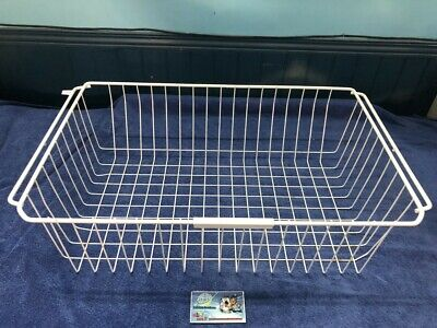 67001077  WHIRLPOOL REFRIGERATOR FREEZER BASKET LOWER 33
