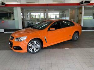 2013 Holden Commodore VF SS Sedan 4dr Man 6sp 6.0i [MY14] Orange Manual Sedan