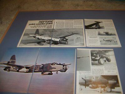 VINTAGE..LOCKHEED P2V NEPTUNE..HISTORY/PHOTOS/VARIANTS/DETAILS..RARE! (370Q) for sale  Columbus