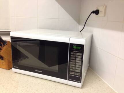 Panasonic 1100W Microwave Manly Manly Area Preview