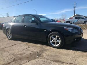 2007 BMW 5 Series 530xi, AWD, Accident Free, Warranty, Certified
