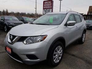 2016 Nissan Rogue S AWD !!  BLUE TOOTH !!