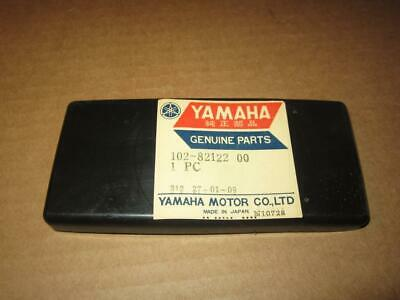 YAMAHA NOS - BATTERY TRAY - MJ2 - YL1/2  - YAS1C - AS2C - HS1 - 102-82122-00