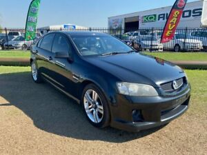 2007 Holden Commodore VE SV6 Black 5 Speed Sports Automatic Sedan Durack Palmerston Area Preview
