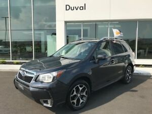 2014 Subaru Forester XT Touring - 2.0L TURBO CUIR TOIT PANORAMIQ